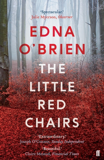 The Little Red Chairs by Edna O'Brien Ebook/Pdf Download