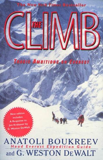 The Climb by Anatoli Boukreev, G. Weston DeWalt Ebook/Pdf Download