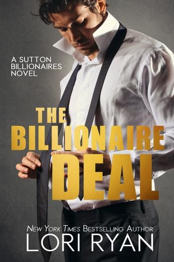 The Billionaire Deal by Lori Ryan Ebook/Pdf Download