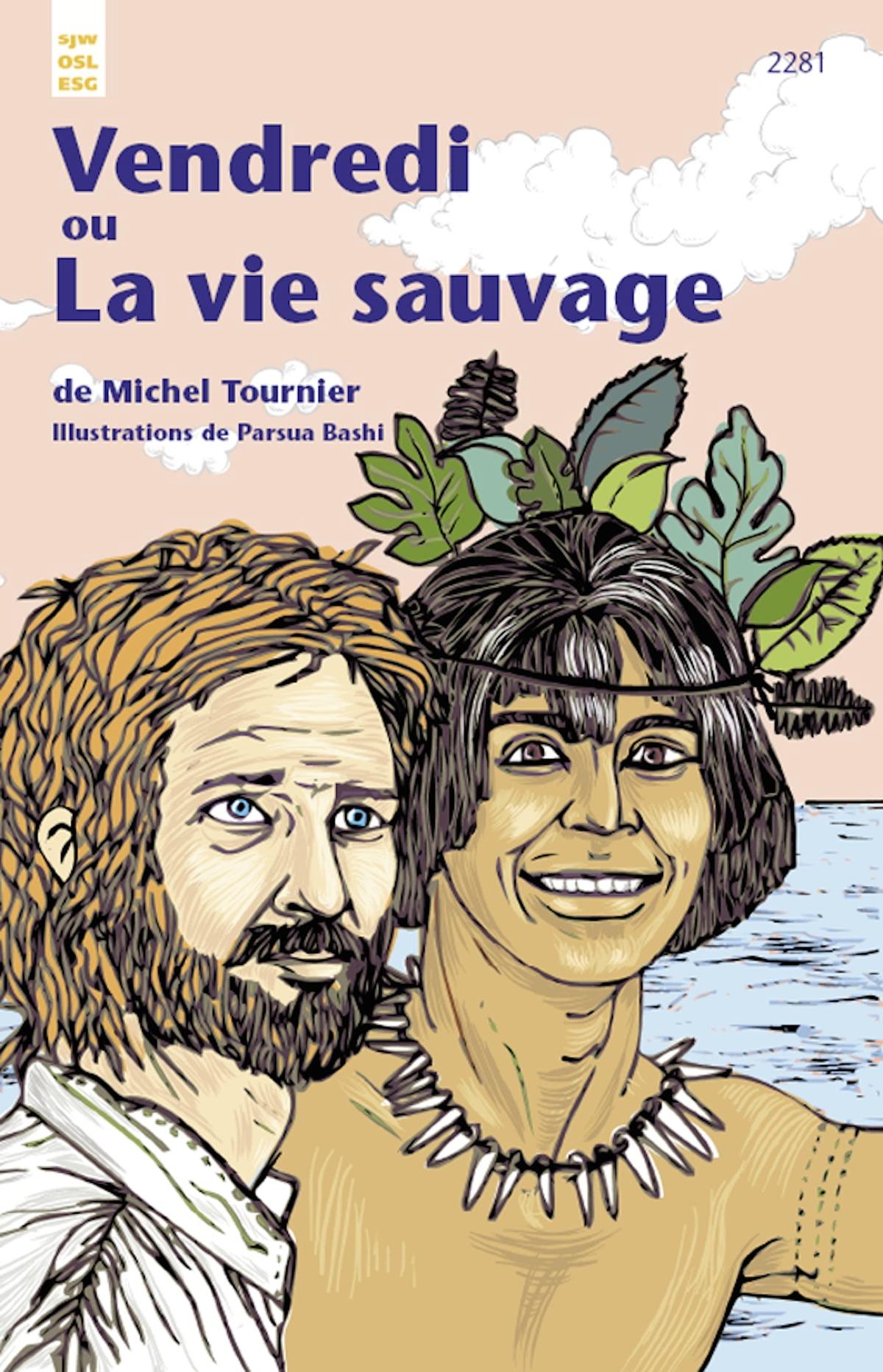 Vendredi Et La Vie Sauvage : vendredi, sauvage, Vendredi, Sauvage, EBook, Michel, Tournier, 9783726907150, Rakuten, United, States