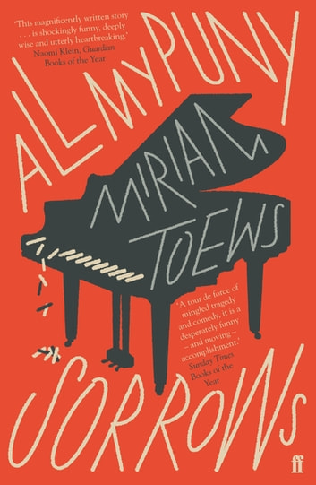 All My Puny Sorrows by Miriam Toews Ebook/Pdf Download