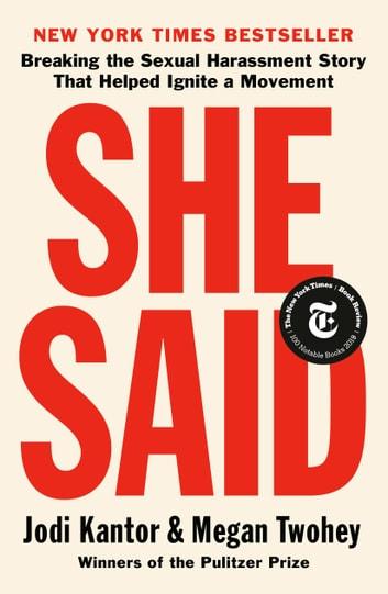 She Said by Jodi Kantor, Megan Twohey Ebook/Pdf Download