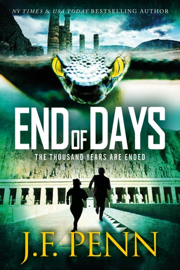 End of Days by J.F.Penn Ebook/Pdf Download