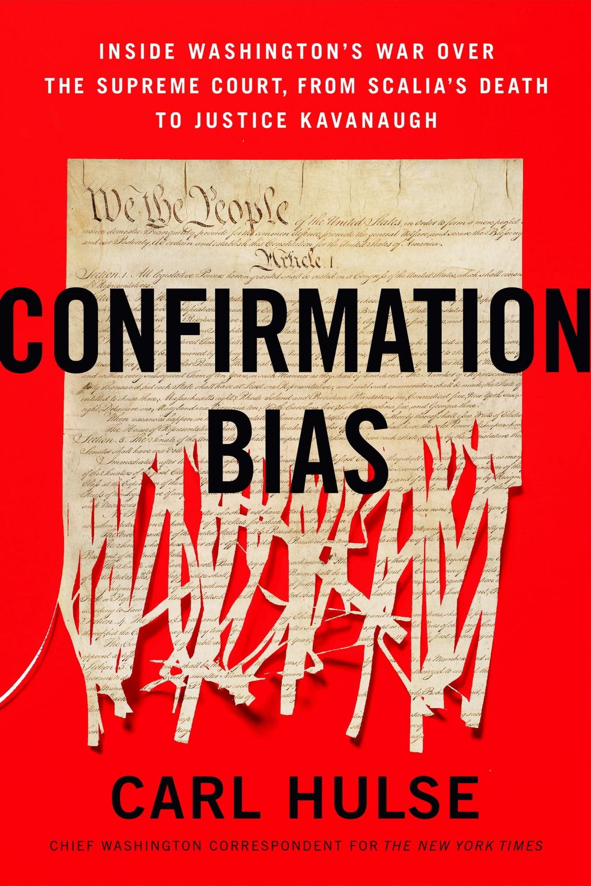 Confirmation Bias eBook by Carl Hulse - 9780062862938   Rakuten Kobo