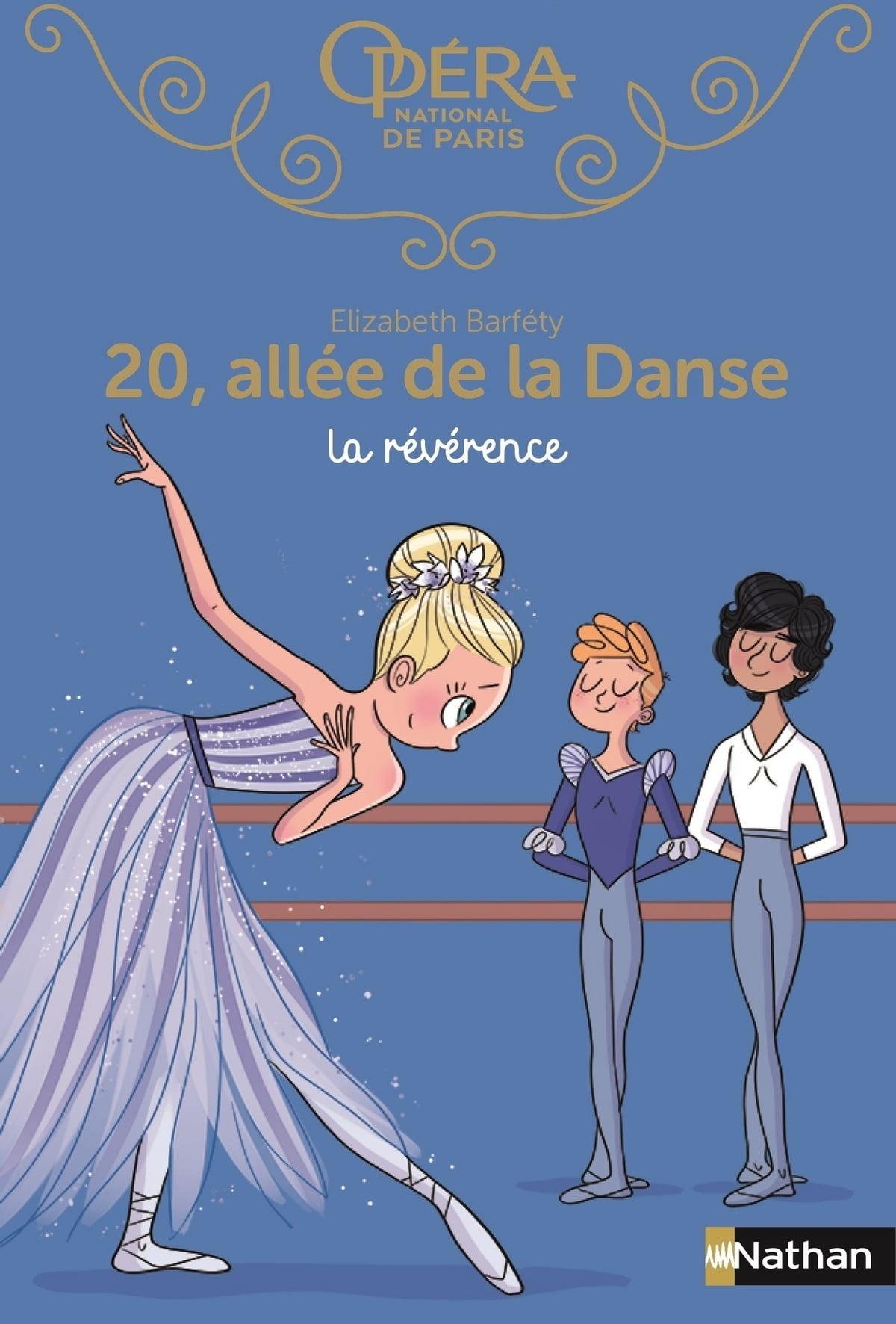 20 Allée De La Danse : allée, danse, Allée, Danse, Révérence, Roman, EBook, Elizabeth, Barféty, 9782092578025, Rakuten, Suisse