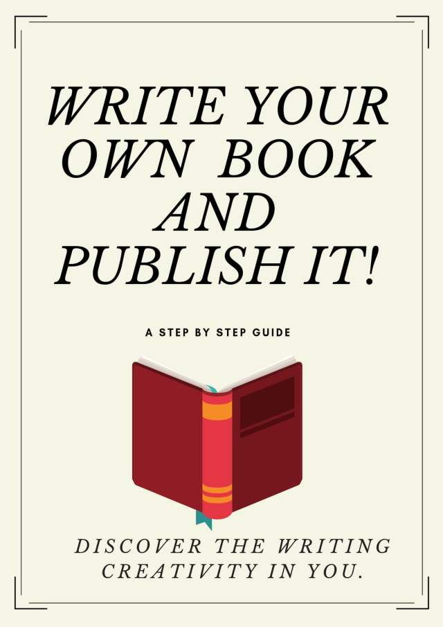 Write Your Own Book And Publish It! eBook by Joseph O. I  Rakuten