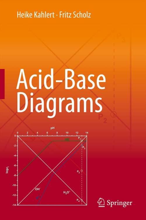 small resolution of acid base diagrams ebook por heike kahlert 9783642379024 rakuten kobo