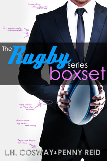 The Rugby Series Box Set by Penny Reid, L.H. Cosway Ebook/Pdf Download