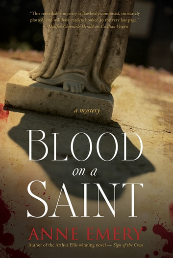 Blood on a Saint by Anne Emery Ebook/Pdf Download
