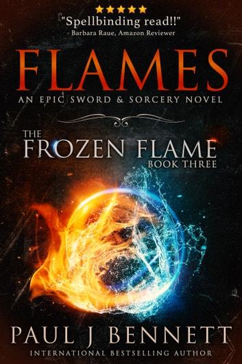 Flames by Paul J Bennett Ebook/Pdf Download