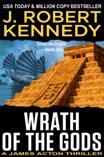 Wrath of the Gods by J. Robert Kennedy Ebook/Pdf Download
