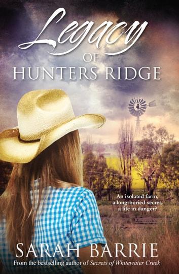 Legacy Of Hunters Ridge by Sarah Barrie Ebook/Pdf Download