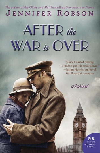 After the War Is Over by Jennifer Robson Ebook/Pdf Download