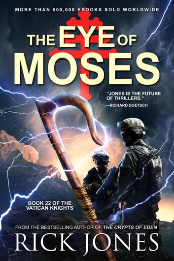 The Eye of Moses by Rick Jones Ebook/Pdf Download