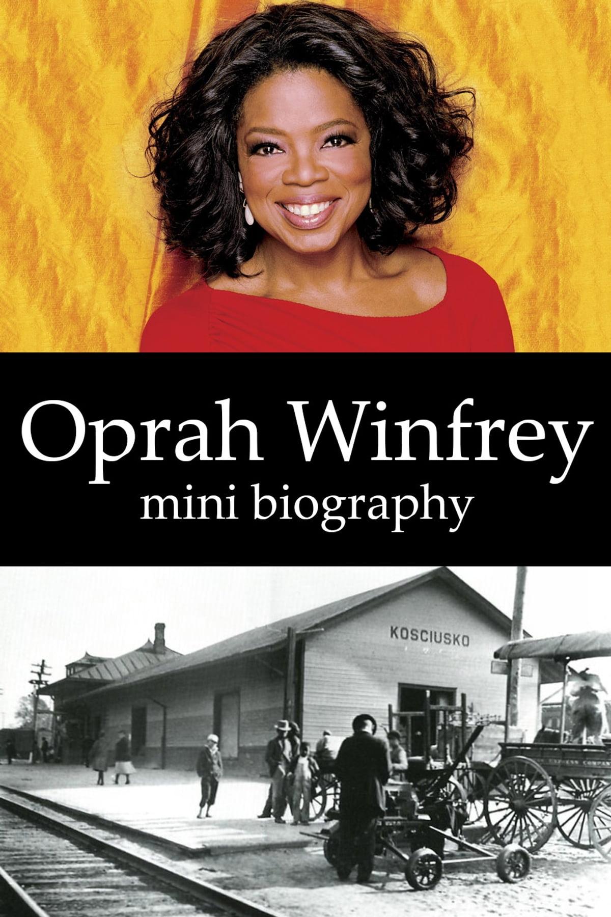Oprah Winfrey Mini Biography eBook by eBios - 1230000100683   Rakuten Kobo United States