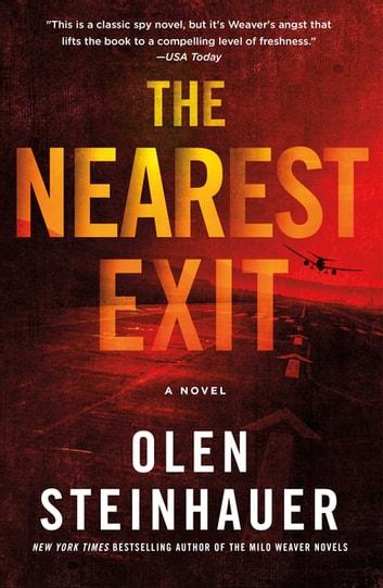 The Nearest Exit by Olen Steinhauer Ebook/Pdf Download