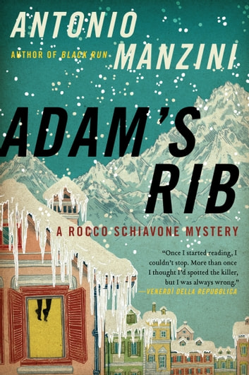 Adam's Rib by Antonio Manzini Ebook/Pdf Download