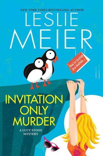 Invitation Only Murder by Leslie Meier Ebook/Pdf Download
