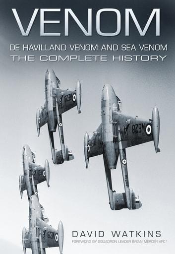 Venom, De Havilland Venom and Sea Venom by David Watkins Ebook/Pdf Download