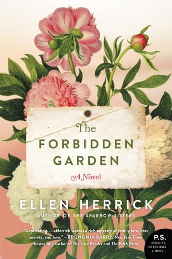 The Forbidden Garden by Ellen Herrick Ebook/Pdf Download
