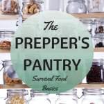 The Prepper S Pantry Survival Food Basics By Bill Cobb Rakuten Kobo New Zealand