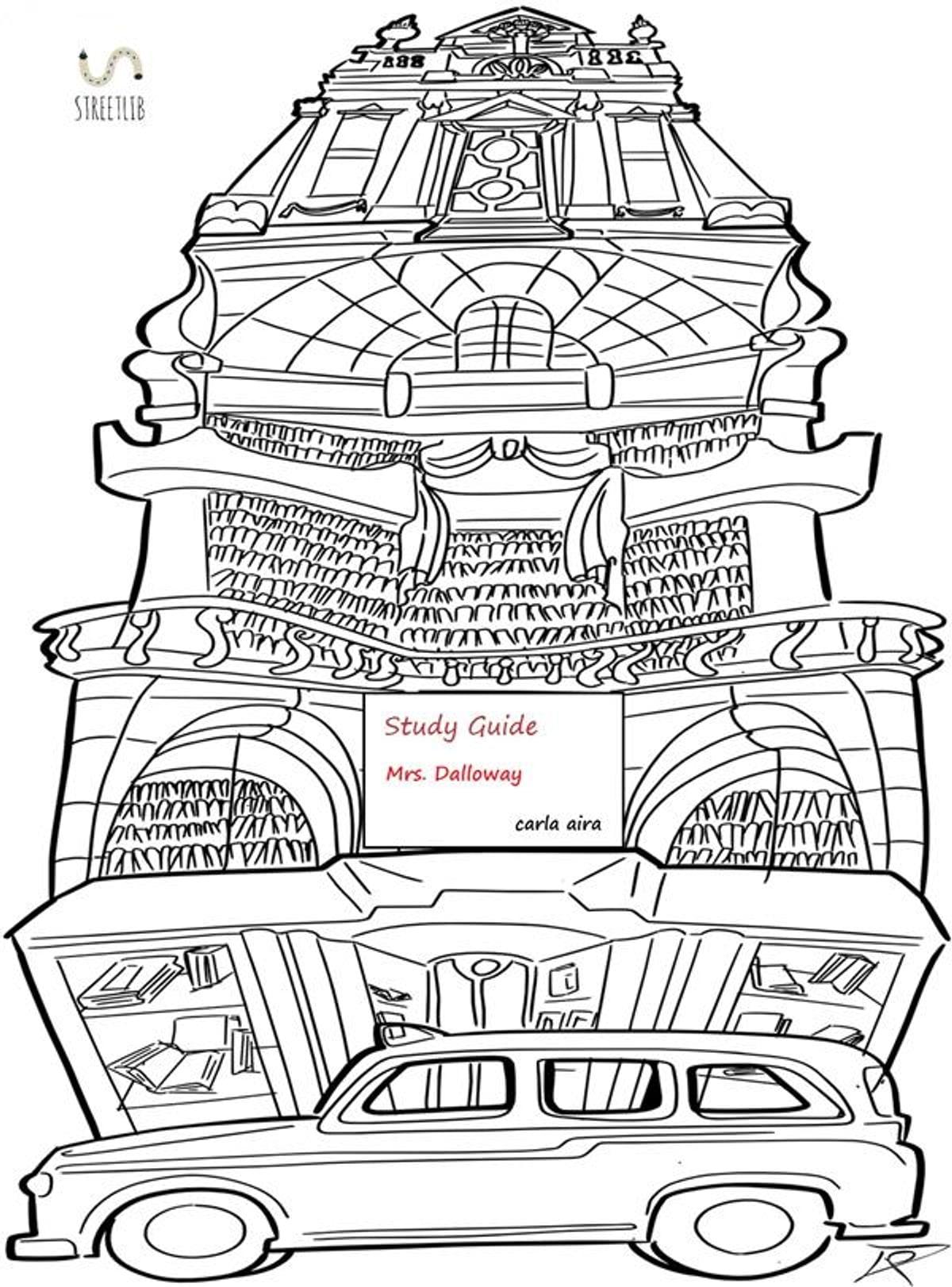 Study Guide Mrs Dalloway eBook by Carla Aira