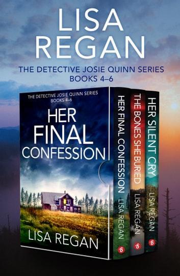 The Detective Josie Quinn Series: Books 46 by Lisa Regan Ebook/Pdf Download