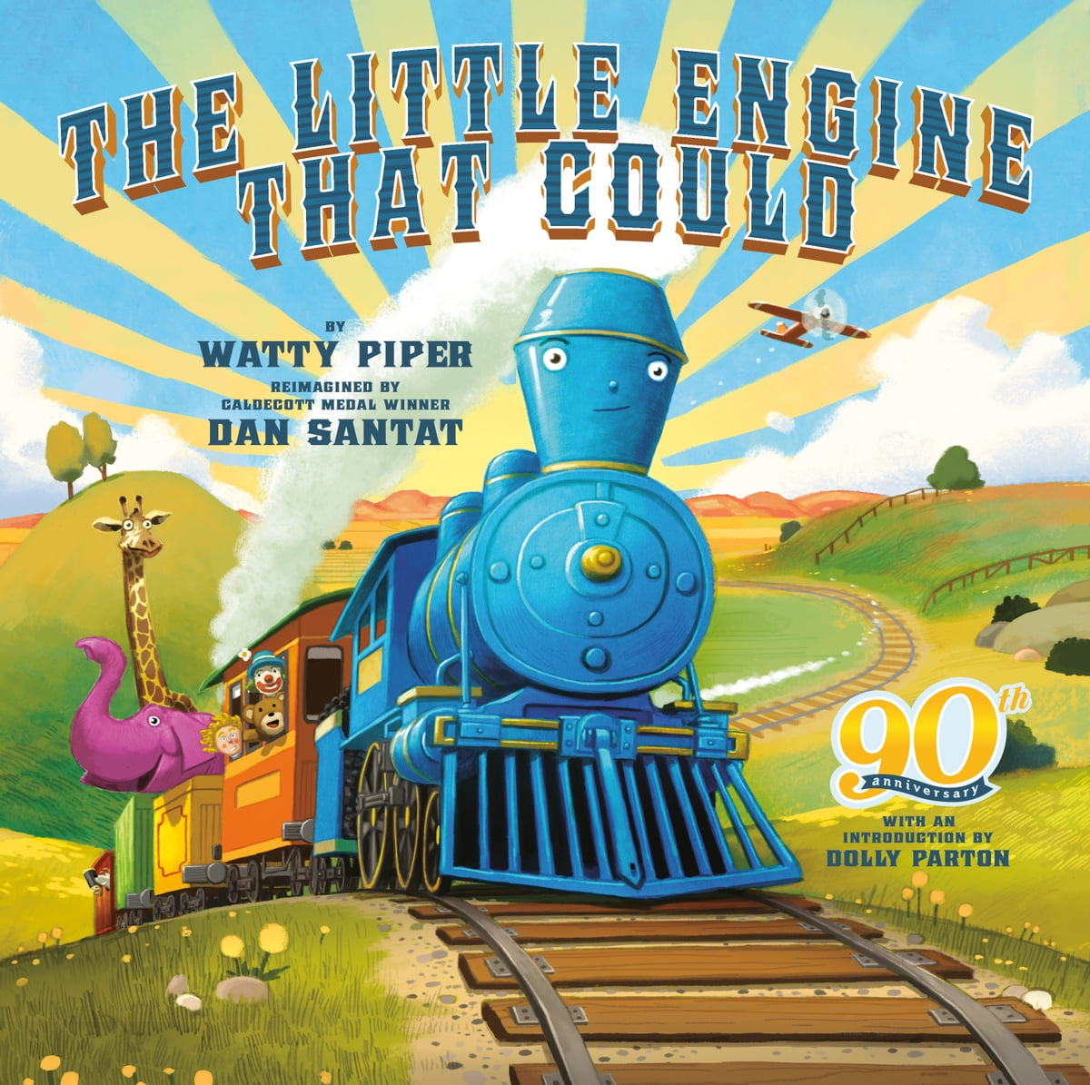 The Little Engine That Could 90th Anniversary Edition E