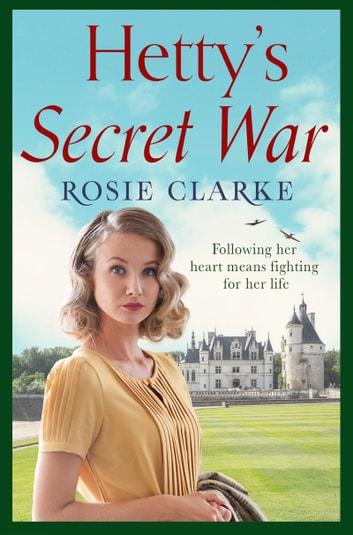 Hetty's Secret War by Rosie Clarke Ebook/Pdf Download