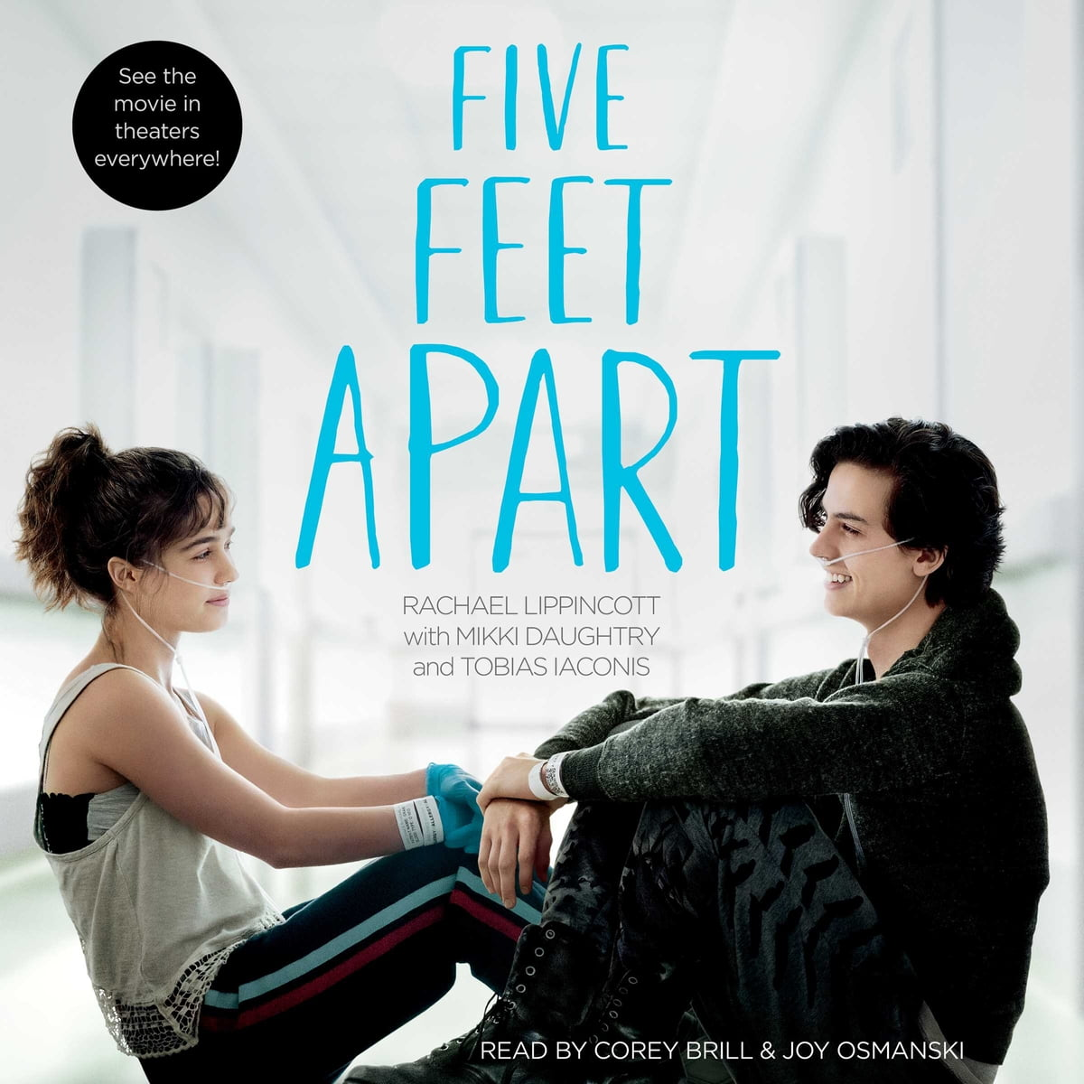 Five Feet Apart Audiobook by Rachael Lippincott - 9781508267492 | Rakuten Kobo