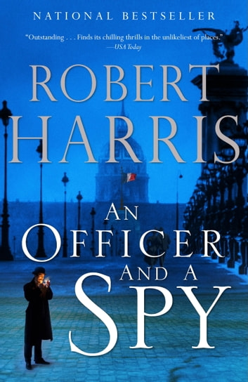 An Officer and a Spy by Robert Harris Ebook/Pdf Download