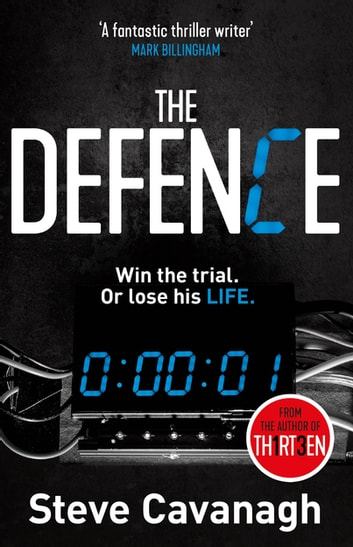 The Defence by Steve Cavanagh Ebook/Pdf Download