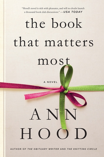 The Book That Matters Most: A Novel by Ann Hood Ebook/Pdf Download
