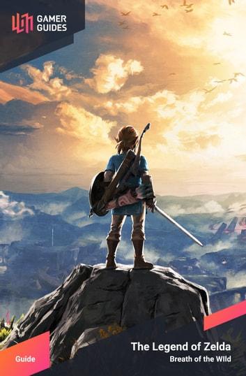 Guide Zelda Breath Of The Wild : guide, zelda, breath, Legend, Zelda:, Breath, Strategy, Guide, EBook, GamerGuides.com, Rakuten