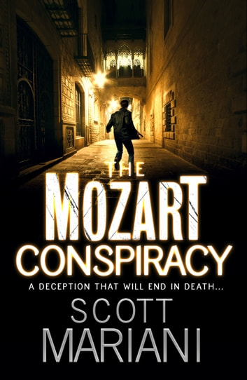 The Mozart Conspiracy (Ben Hope, Book 2) by Scott Mariani Ebook/Pdf Download