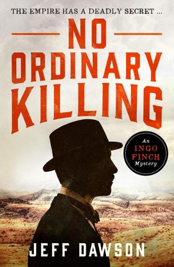 No Ordinary Killing by Jeff Dawson Ebook/Pdf Download