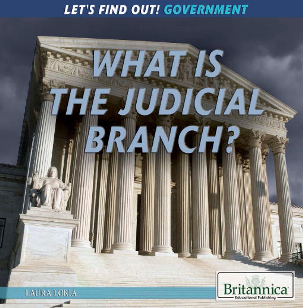 What Is The Judicial Branch Ebook By Amelie Von Zumbusch