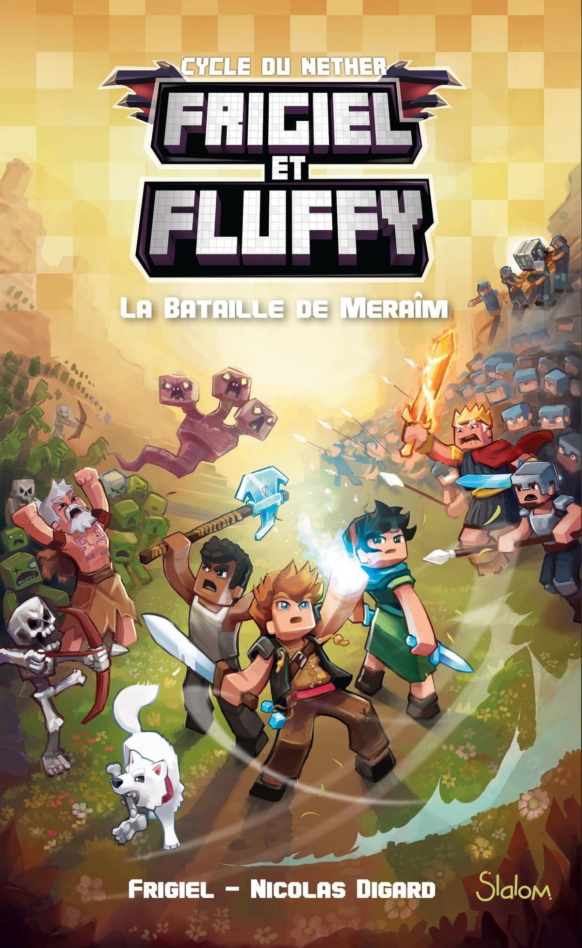 Frigiel et Fluffy - BD, informations, cotes