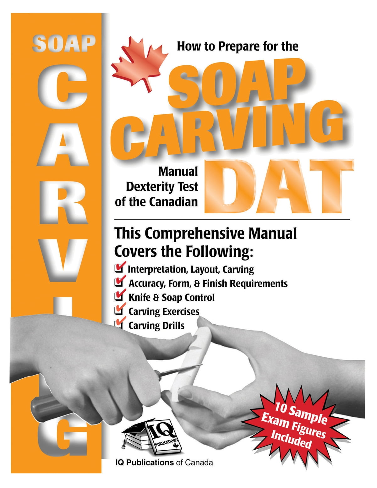 How to Prepare for the Soap Carving Manual Dexterity Test of the Canadian DAT eBook by Liv Reschke - 9781896784519 | Rakuten Kobo