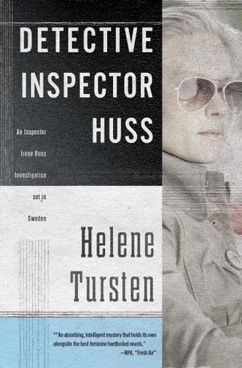Detective Inspector Huss by Helene Tursten Ebook/Pdf Download