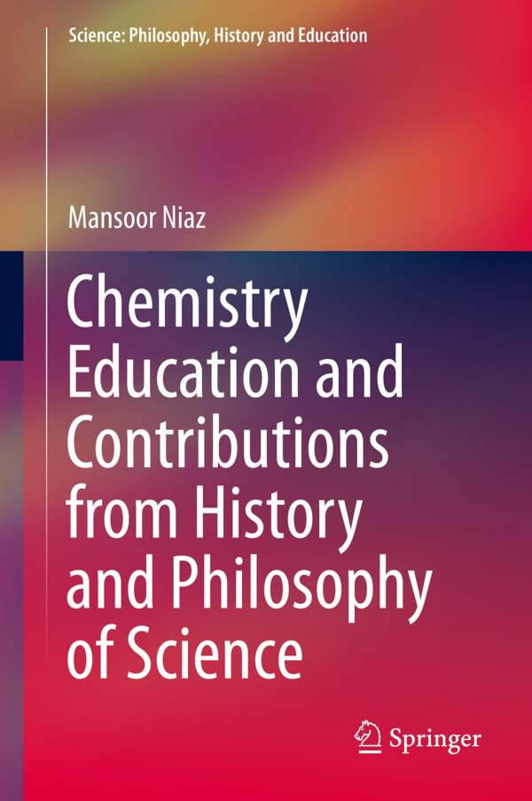 Chemistry Education And Contributions History