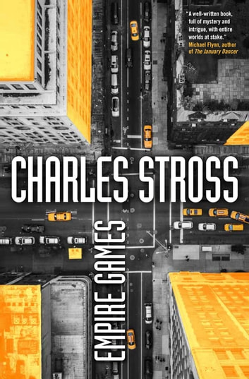 Empire Games by Charles Stross Ebook/Pdf Download