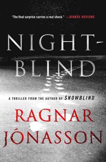 Nightblind by Ragnar Jonasson Ebook/Pdf Download