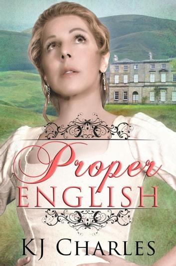 Proper English by KJ Charles Ebook/Pdf Download