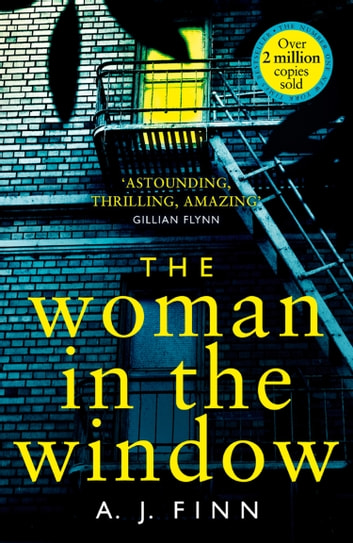 The Woman in the Window by A. J. Finn Ebook/Pdf Download