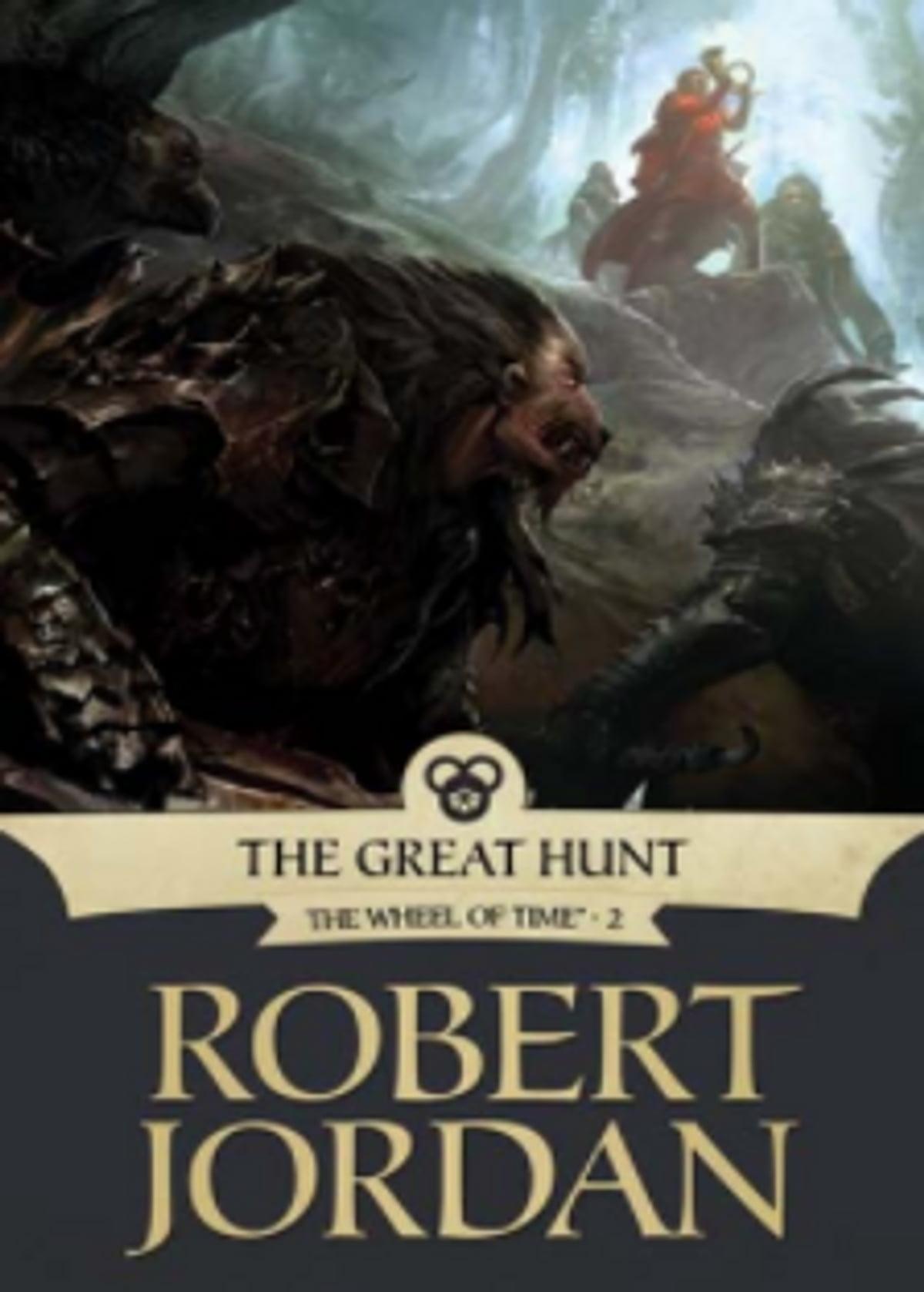 The Great Hunt Robert Jordan : great, robert, jordan, Great, EBook, Robert, Jordan, 1230003749128, Rakuten, United, States