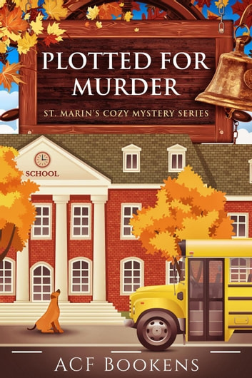 Plotted For Murder by ACF Bookens Ebook/Pdf Download