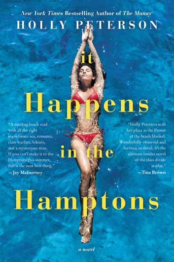 It Happens in the Hamptons by Holly Peterson Ebook/Pdf Download