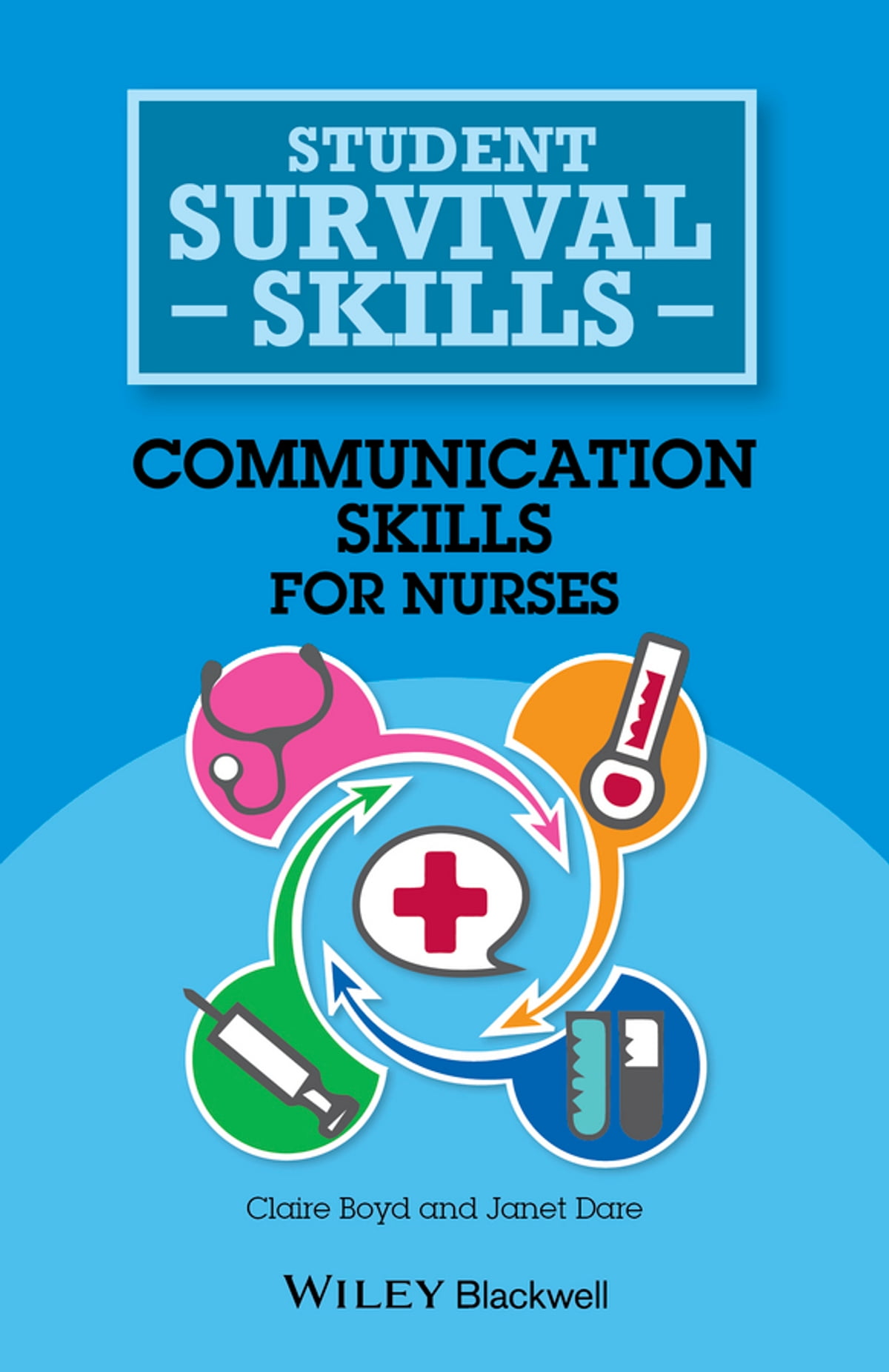 Communication Skills For Nurses Ebook By Claire Boyd