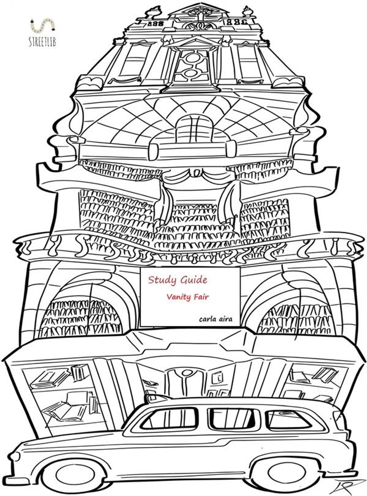 Study Guide Vanity Fair eBook by Carla Aira